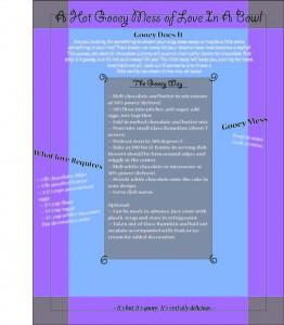 Recipe Design #2
