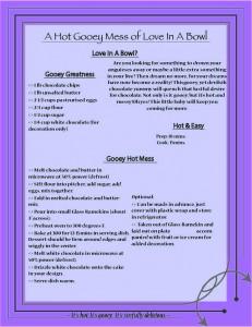 Recipe Design #3