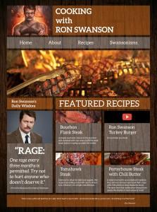 Swanson Site-Design