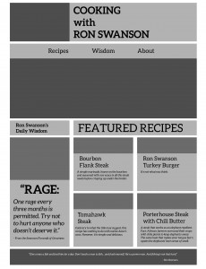 Swanson Site-Desktop
