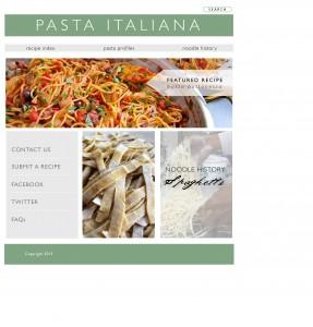 pasta italia ipad-04